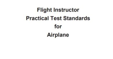 Flight Instructor PTS for Airplane